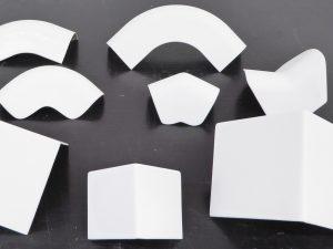 gfk profile leerkabinen zubehoer sandwich platten