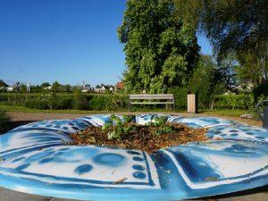 GFK Bauteil für Themenpark